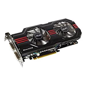 Asus 1GB GeForce GTX 560TI DirectCUII PCI-E Graphics Card