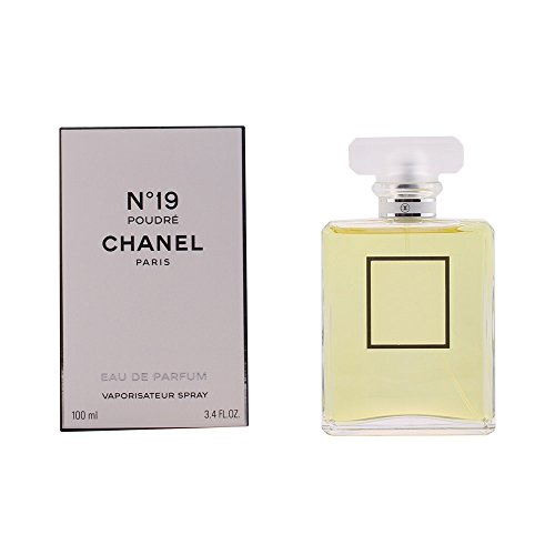 Chanel No, 19 Poudré Eau de Parfum Spray, 100 ml