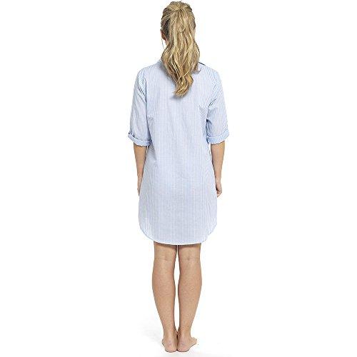 Foxbury - Chemise de nuit - Femme Bleu