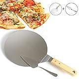 SIYWINA Pelles à Pizza Pelles à Tarte Pierres à Pizza