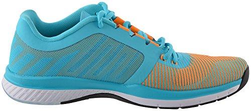 Nike Herren Zoom Speed Tr3 Turnschuhe Azul (Azul (Gamma Blue/Black-Vivid Orange))