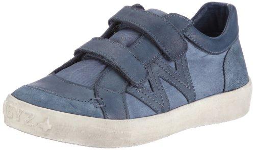 Wyzz Wolf 200593001, Unisex - Kinder Sneaker Blau (BLU/NAVY)
