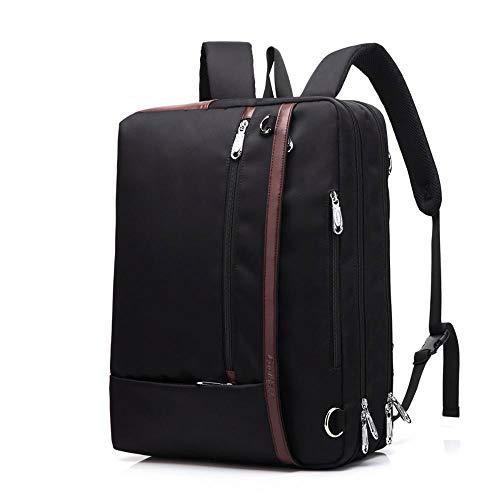 Y-XM Laptop Rucksack Ultra-Faser Outdoor-Geschäft Schuko-Multifunktionale Einzelne Tote Schultertasche 32 * 15 * 46 cm -