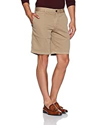 Tommy Hilfiger Mens Cotton Shorts (8907504406975_P7AMN125_P7AMN125_34