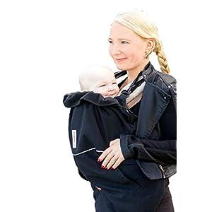 Manduca by MAM 199–41–13–003Deluxe Cover Flex, Pluie Cover, Taille unique, Noir 10