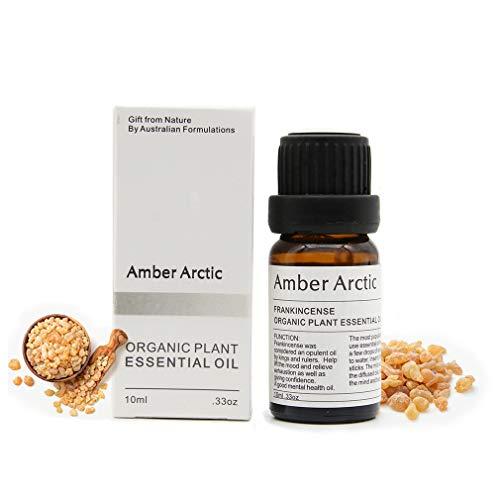 Aceite esencial de incienso - 100% puro Mejor Aceite esencial de grado terapéutico, Aceite de aromaterapia...
