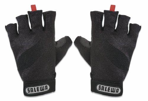 Salewa Klettersteig-Handschuhe Via Ferrata Gloves Black, XL