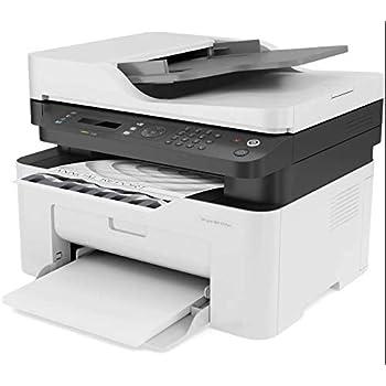 HP Laser MFP 137fnw - Impresora láser multifunción (imprime ...
