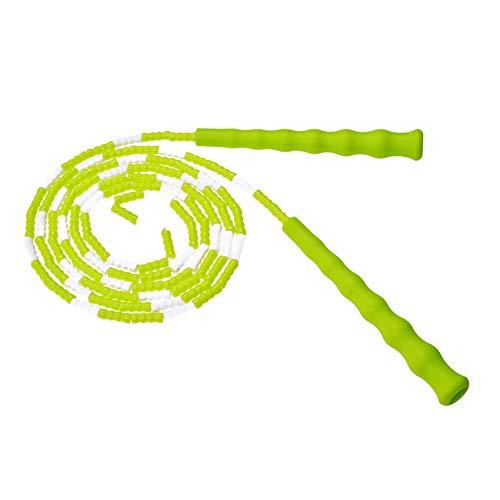 YUEKUN Springseil, weiches Springseil,Fitness Springseil für Kinder, Männer und Frauen, verstellbares und verwicklungsfreies Sprungseil für das leichte Training, Gewichtsabnahme, Ausdauertraining