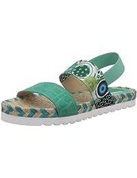 Desigual Shoes_bio Formentera, Sandales Plateforme femme