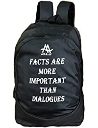 AD & AV BLACK_SCHOOL_BAG_112_DIALOG_BAG_BLACK_AA
