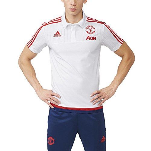Adidas Manchester United FC 2015-2016 - Camiseta Polo