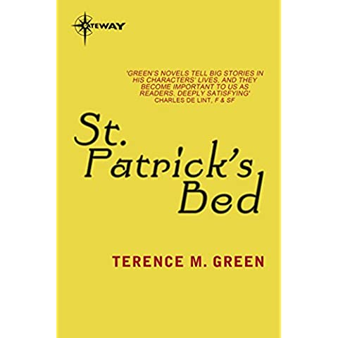 St. Patrick's Bed (English Edition)