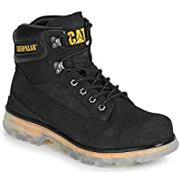 Caterpillar BASEPLATE Ankle Boots/Boots Men Black Mid Boots