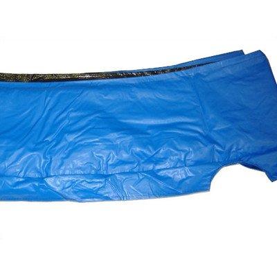 JumpKing Trampolin-Pad, 35,6 cm, Blau