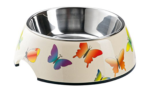 Hunter 91862 Melamin-Napf 700 ml, Butterfly