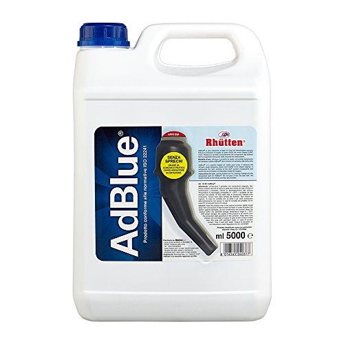 Rhutten AdBlue, Solution à Base d'Urée, 5 litres