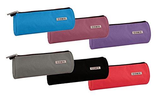 Comix - tombolino monocromo, colore nero, amaranto, rosso, viola, verde, grigio, blue, 58392