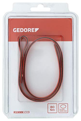 GEDORE red Ersatzband für Bandschlüssel, 15 mm breites Gewebeband