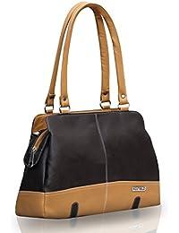 Fostelo Women's Handbag Brown (FSB-406)