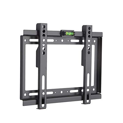 SOHOH Universal-40KG TV-Wandhalterung mit festem Flachbildschirm-Standfußhalter für 14-32 Zoll Plasma-TV-HDTV-LCD-LED-Monitor (32 Hdtv Mit Flachbildschirm-tv)