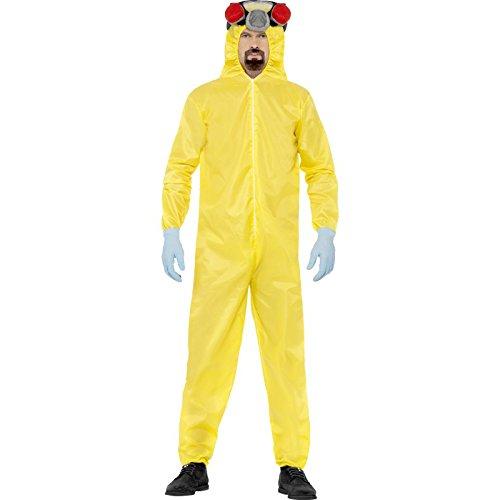 Breaking Bad Kostüm Walter White Anzug Herren Original 4-teilig Gr. (Bad Kostüm Breaking)