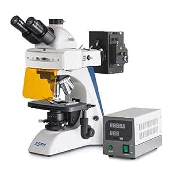 Sauter Obn 147 Fluoreszenzmikroskop Trinokular Pack Of 1 Gewerbe Industrie Wissenschaft