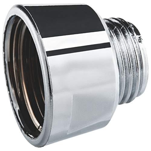 Adaptateur de flexible ABS - M 1/2 F 3/4 - Cazabox