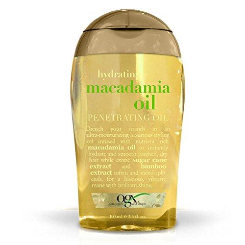 Hydrating Macadamia-Öl (Organix Hydrating Macadamia Oil Dry Styling Oil 100ml)