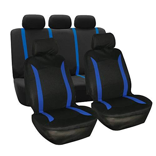 Fodere per seggiolino auto Soft Set completo Auto Care Cover antiscivolo e furgone traspirante antiscivolo lavabile per auto SUV e camion