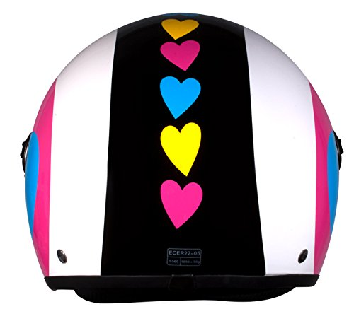Zoom IMG-2 bh 710 special casco demi