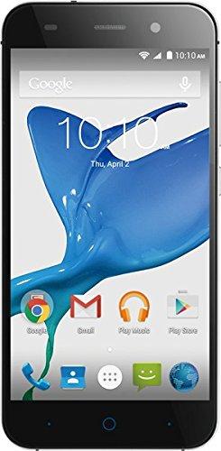 ZTE Blade V6 Smartphone (12,7 cm (5 Zoll) Display, 13 Megapixel Kamera, 16 GB Speicher) Grau