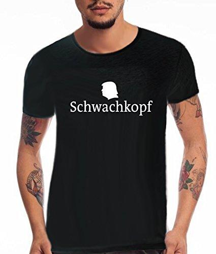 Schwachkopf - T-Shirt (L)