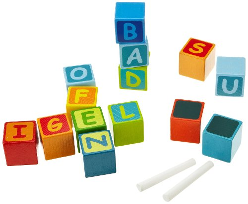 HABA 2408 - Bausteine Erster Buchstabenspaß