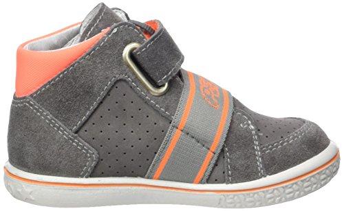 Ricosta Colin, Sneakers basses mixte enfant Grau (Graphit)