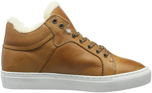 BIANCO Wool Sneaker Boot Jja16, Stivaletti Donna Marrone (Braun (24/Light Brown))