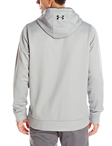 Under Armour Herren Fitness Sweatshirt AF Big Logo Hoodie Solid Trg/Sty