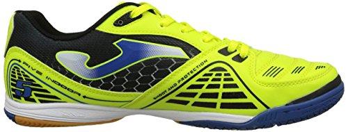 Joma - Liga, Sneaker Unisex – Adulto Giallo (Limon 511)