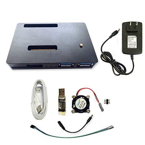 SmartFly info hikey 960Single Board Computer Octa Core-96boards Vergleichsnr Entwicklung Plattform (4GB lpddr4& 32GB eMMC) Running mit aosp & Linux, Schiff mit Metall Fall - Single-board-computer