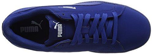 Puma Unisex-Erwachsene Smash Buck Sneakers Blau