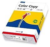 Papyrus Farblaserpapier Color Copy, satiniert, DIN A4 = 21,0 cm x 29,7, 120g, ws, 250 Bl