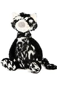 Sigikid 38057 Beast - Peluche de Gato con Manchas Macchiato