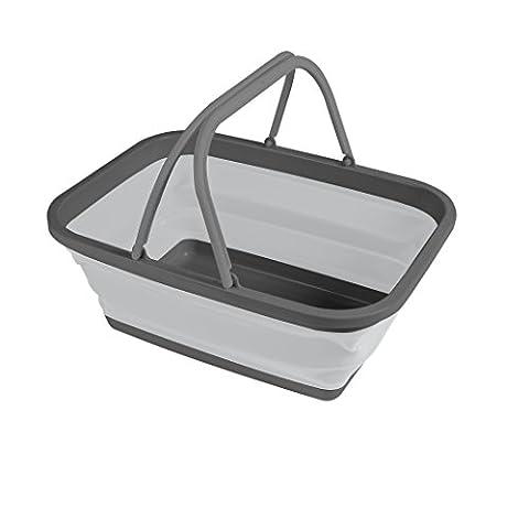 Kampa Folding Washing Bowl (Small (W385 x D285 x H160))