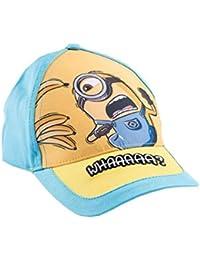 Amazon.it  les minions - Cappelli e cappellini   Accessori  Abbigliamento 6827a591f252