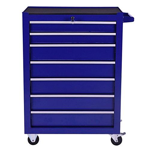 bentley-diy-servante-datelier-7-tiroirs-roulettes-bleu-charge-max-130-kg-62-cm