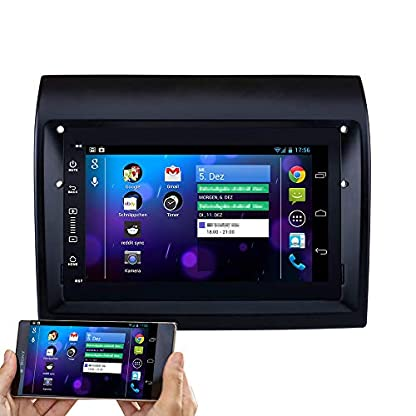 TAFFIO-FIAT-Ducato-Autoradio-Android-81-Touchscreen-Navigation-DVD-Bluetooth-USB-WiFi-SD-4GB-32GB