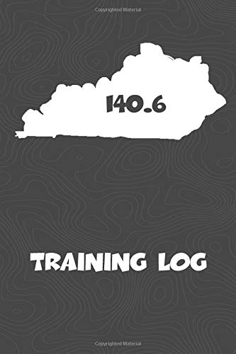 Training Log: Kentucky Training Log for tracking and monitoring your training and progress towards your fitness goals. A great triathlon resource for ... bikers  will love this way to track goals! por KwG Creates