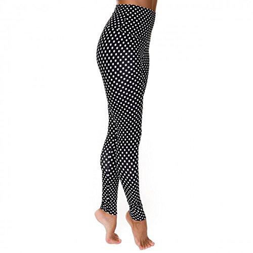 onzie High Rise Legging Dots Polka Dots