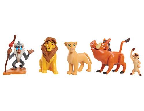 JP Lion Guard JPL40135 Der König der Löwen Sammlerfiguren Set, Nylon/A