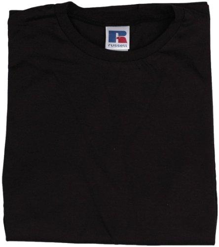 Russell Herren T-Shirt , Model: diverse, --- NEU ---, UPE: 9,90 Euro Schwarz